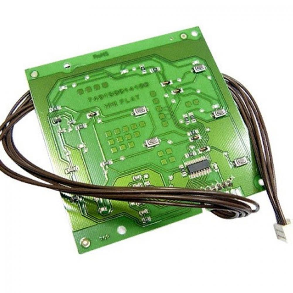 Дисплей (на плате с LED) водонагревателя Ariston, 65151234