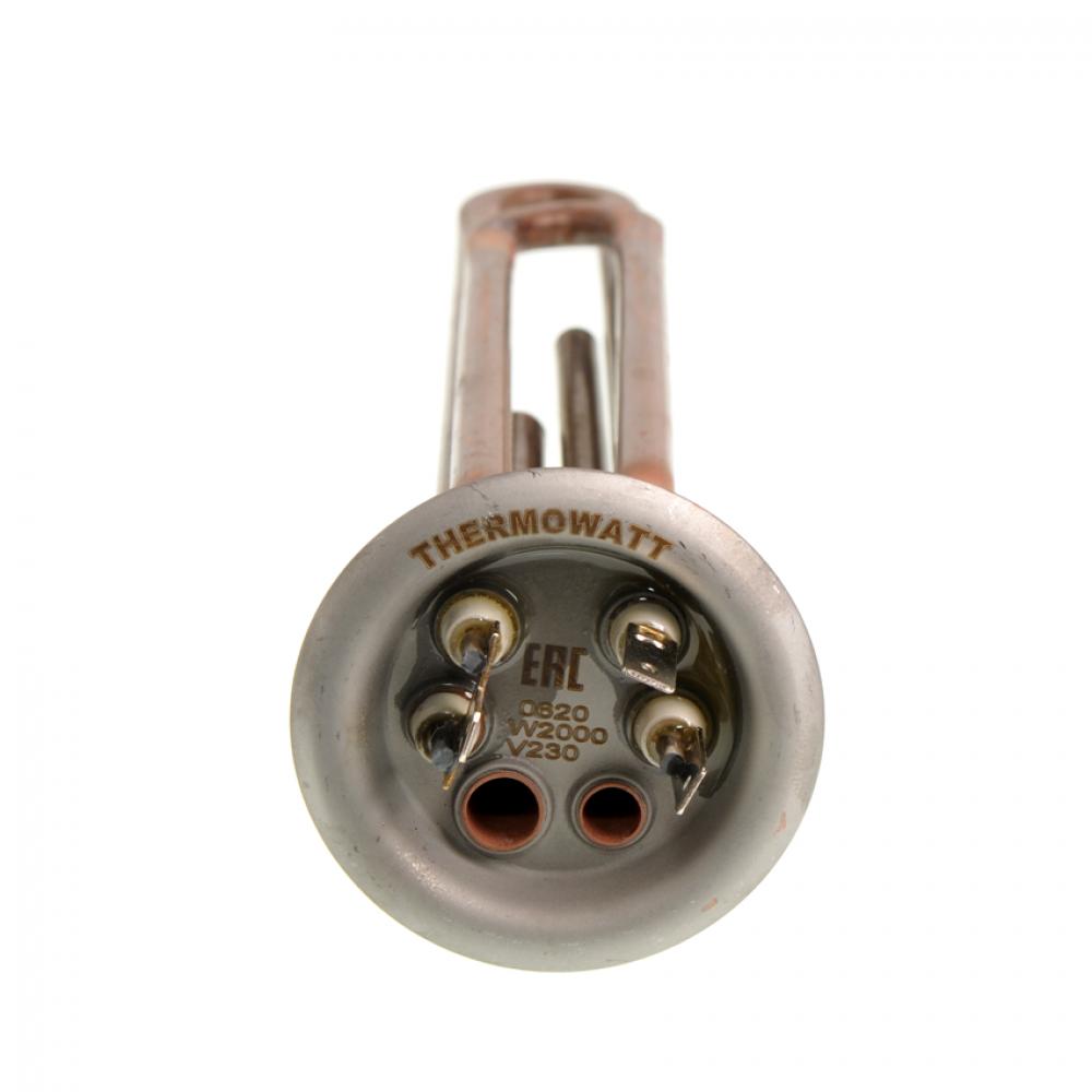 ТЭН водонагревателя ТЕРМЕКС, 2,0 кВт (1.3+0.7), М4, МЕДЬ, 3401309