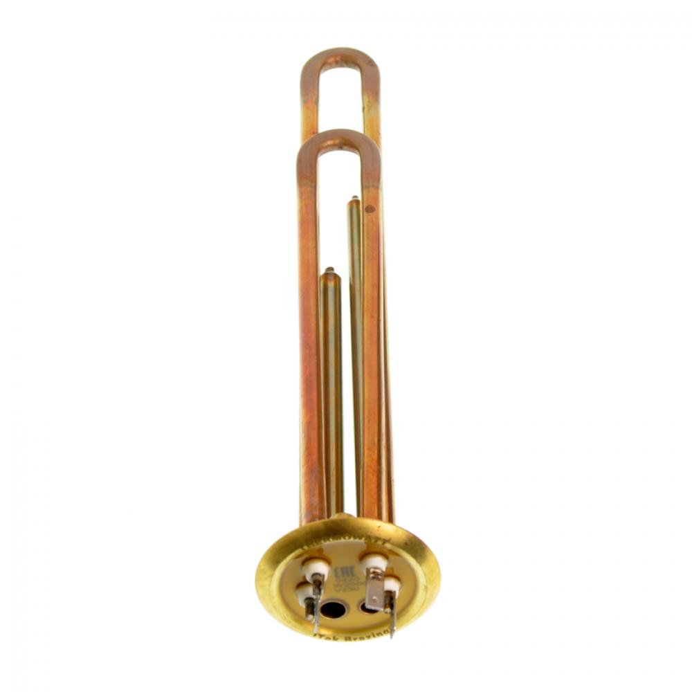 ТЭН водонагревателя ТЕРМЕКС, 2,0 кВт (1.3+0.7), М4, МЕДЬ, PREMIUM, 3174141
