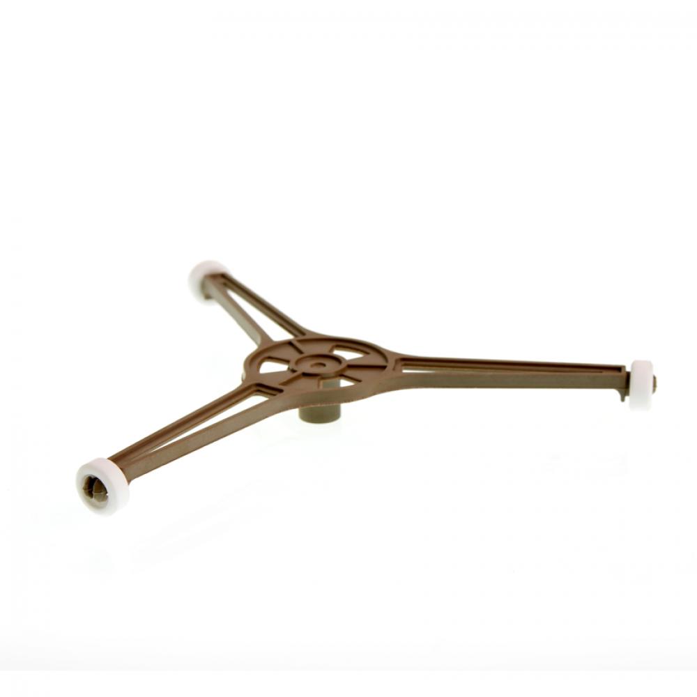 Тренога вращения тарелки СВЧ d=180mm, коричневая