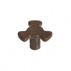 Коплер мотора тарелки для СВЧ (H-17 mm)