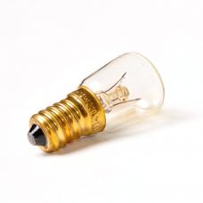 Лампа духовки, микроволновки E14, 25W. 300 гр.С