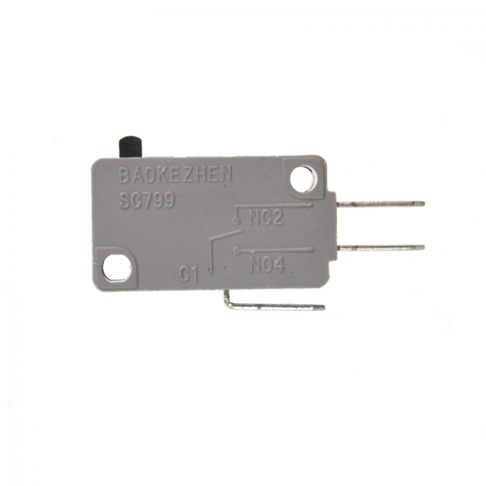 Микропереключатель двери СВЧ, NC/NO 16(4)A 250VAC, клема 6мм