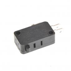 Микропереключатель двери СВЧ, NC/NO 16(5)A 250VAC, клема 4.8мм