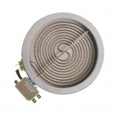Конфорка (стеклокер.), D=165mm, 1200W, простая