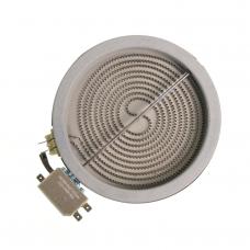 Конфорка (стеклокер.), D внутр. - 140mm, 1200W, EIKA