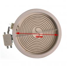 Конфорка (стеклокер.), D внутр. - 180mm, 1700W, 390174