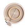 Конфорка (стеклокер.), D внутр. - 205/120mm, 2100/700W, с расширеннием, Indesit 339918, original