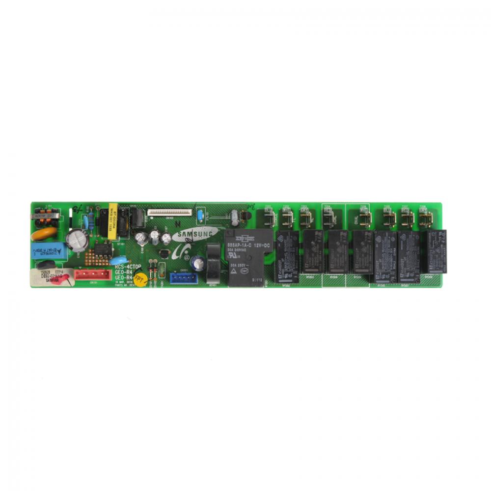 Модуль управления варочной поверхности Samsung, DE92-02161G, силовая часть