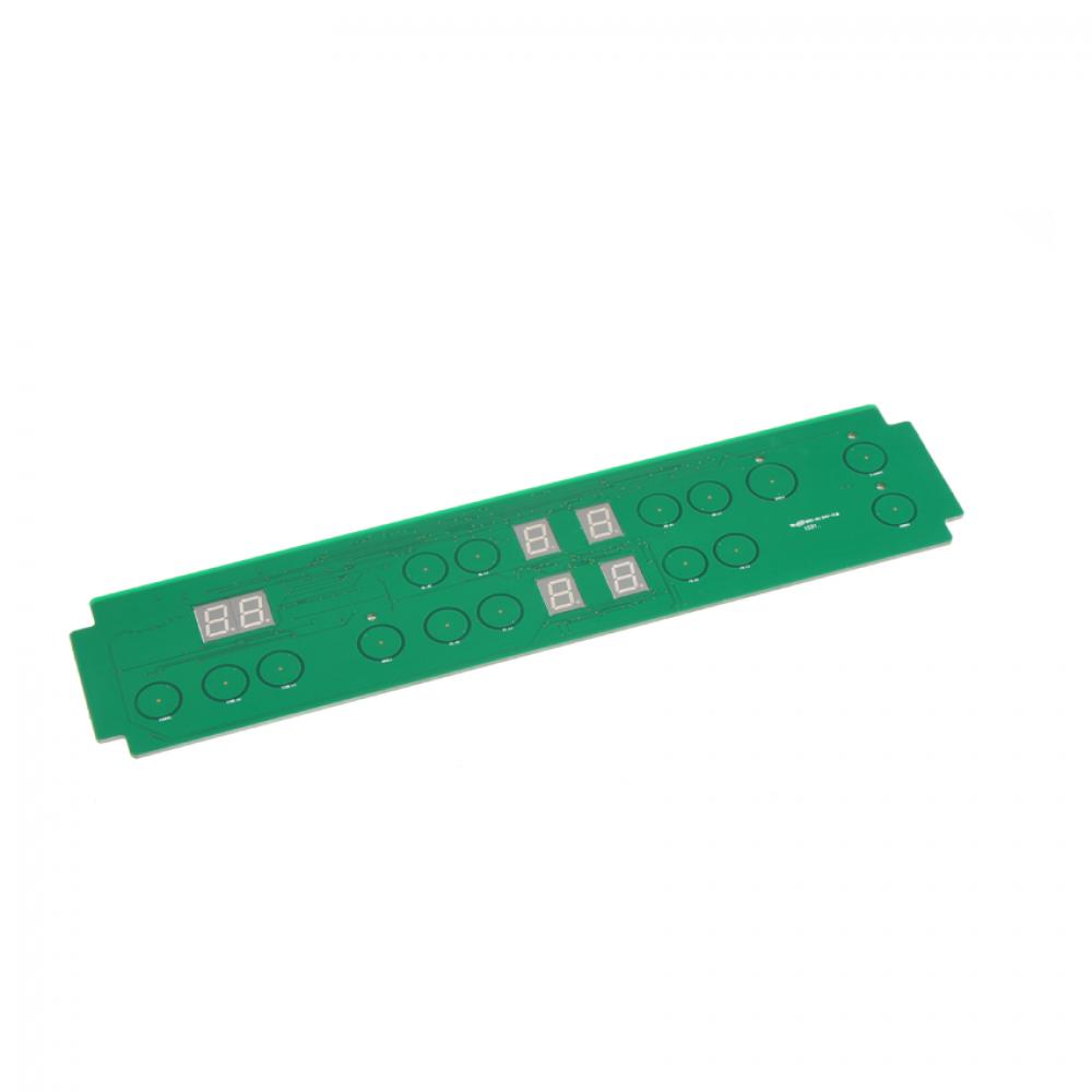 Модуль управления варочной поверхности Samsung, DE96-00729C, индикация