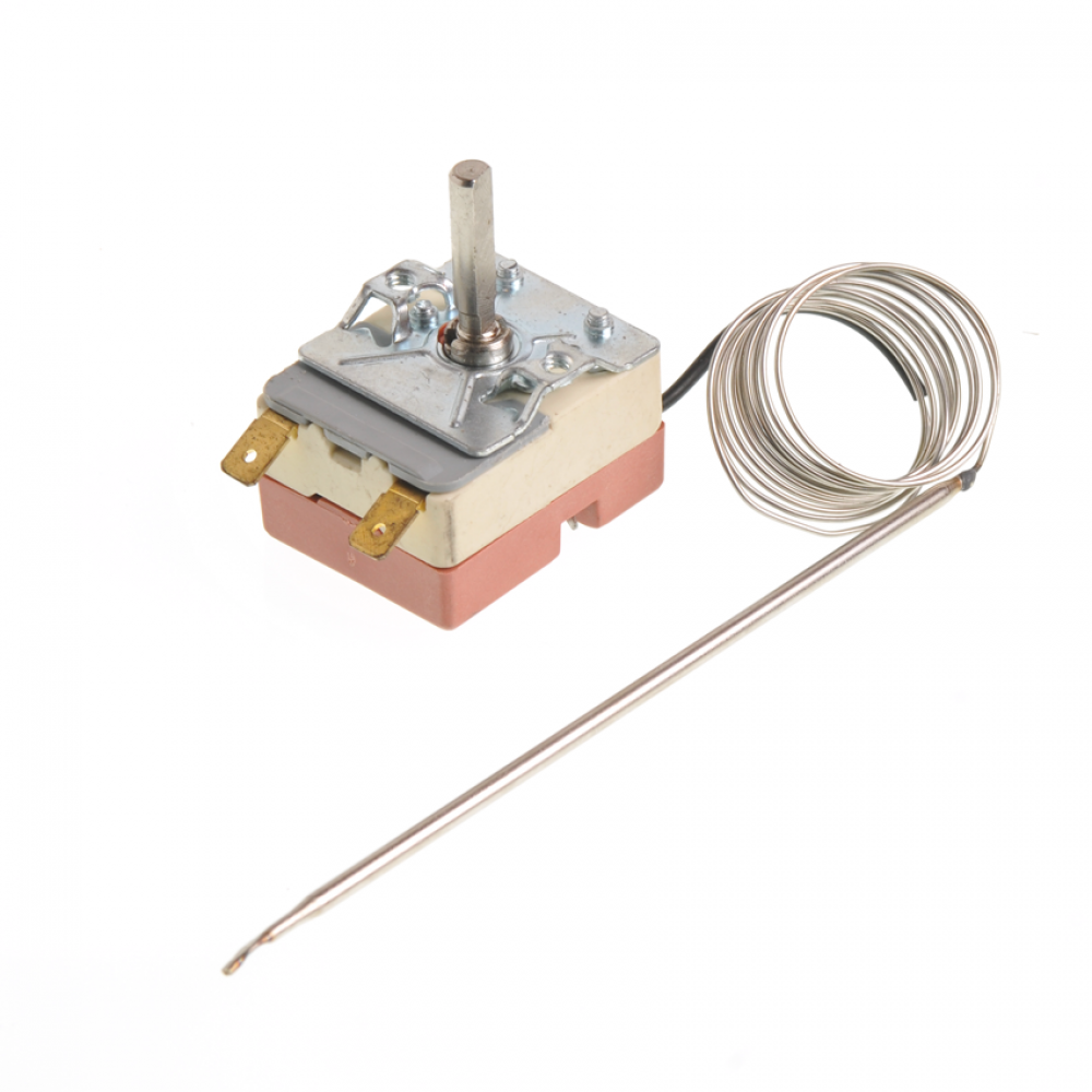 Термостат регулируемый на духовку (0-300ºC), Шток 25мм. 232023