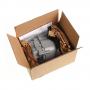 Насос циркуляционный + ТЭН для ПММ Bosch 755078, Original