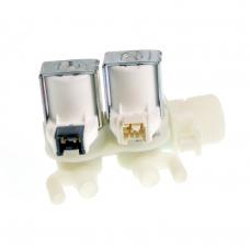 Электроклапан Indesit 110333, клема mini, 2 x 90° в ряд
