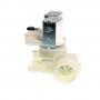 Электроклапан Indesit 110333, фишка, 2 x 90° в ряд