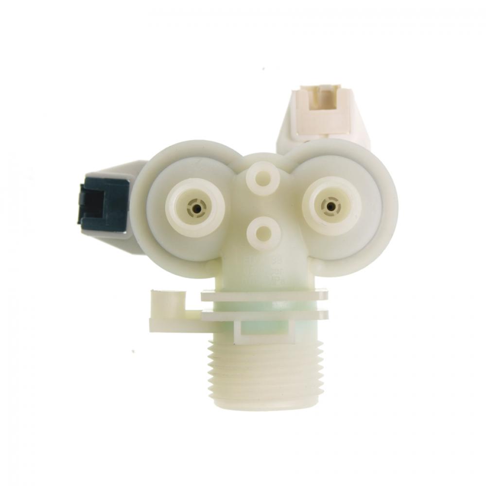 Электроклапан Indesit 302311, клема mini, 2 x 90° в ряд