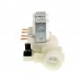 Электроклапан Indesit 066518, клема 6мм, 2 x 90° в ряд