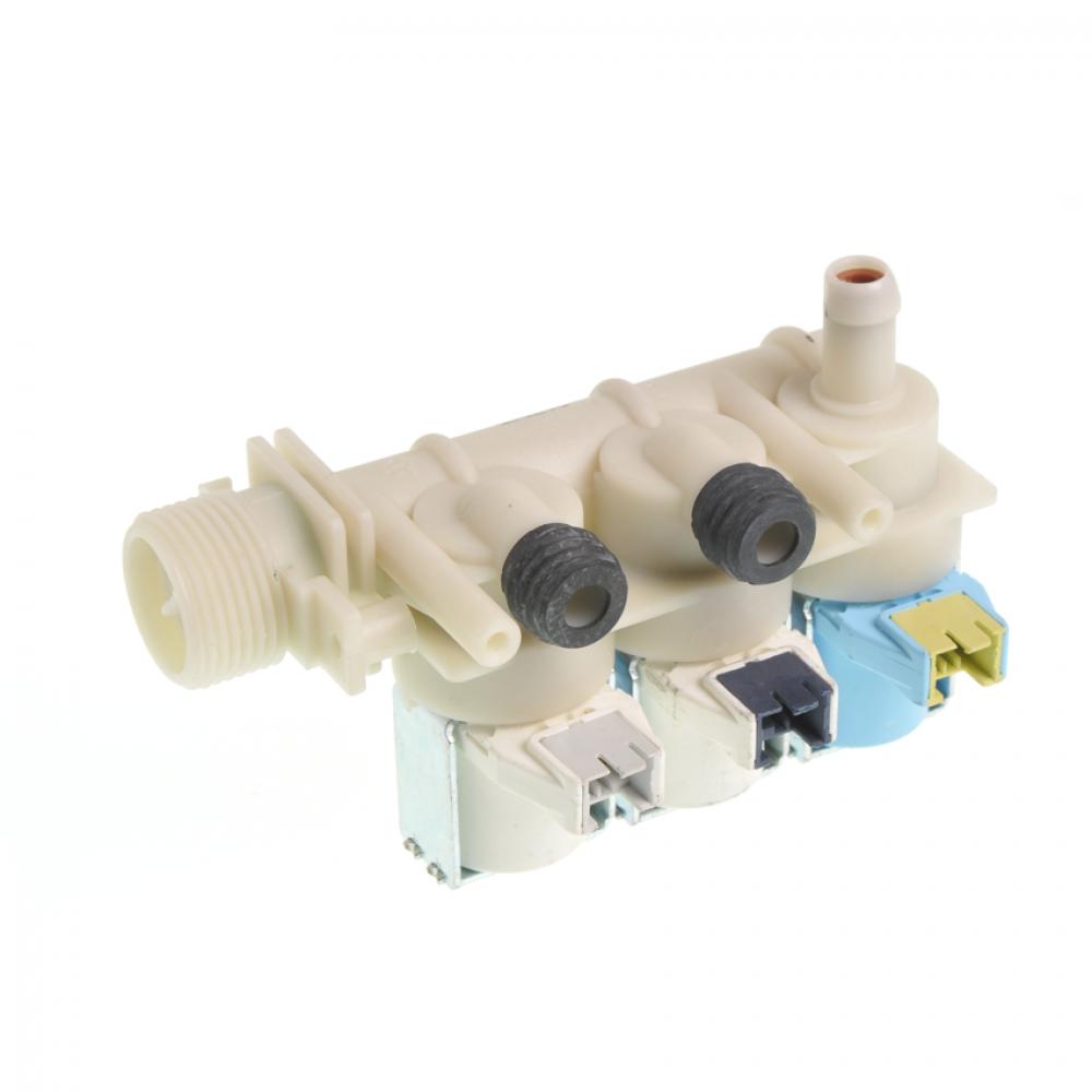 Электроклапан Indesit 110331, фишка, 3 x 90° в ряд