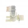 Электроклапан 2W x 180°, INDESIT 378124, пласт. крепёж