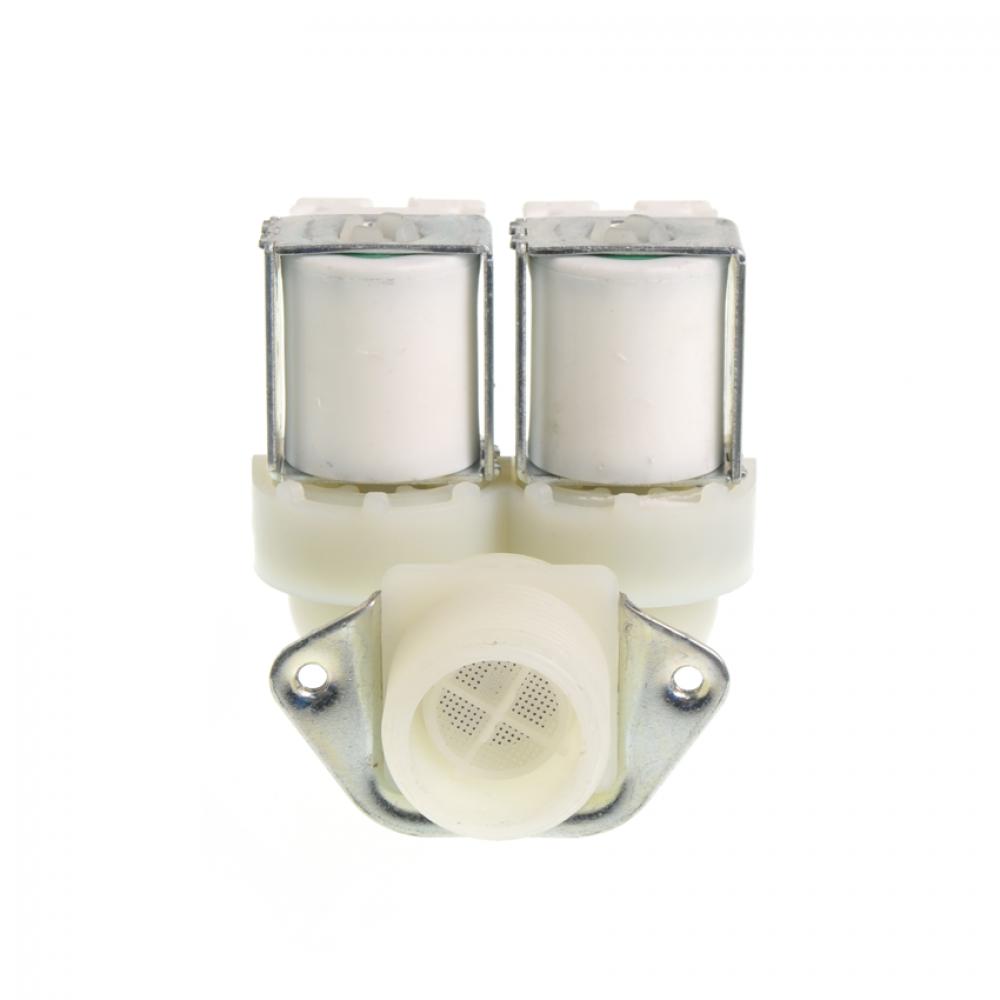 Электроклапан 2W x 180°, INDESIT 378124, металл. крепёж