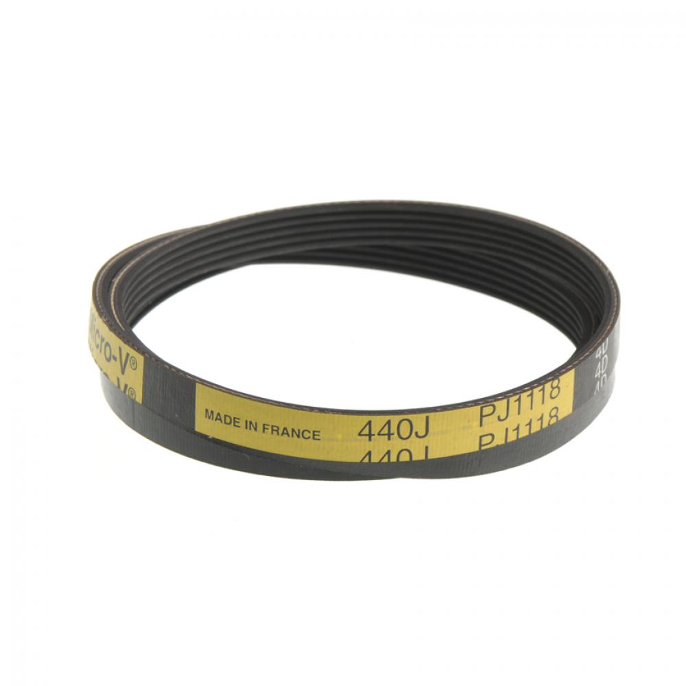 Ремень 1118 J5, Whirlpool 481281718162, Micro-V