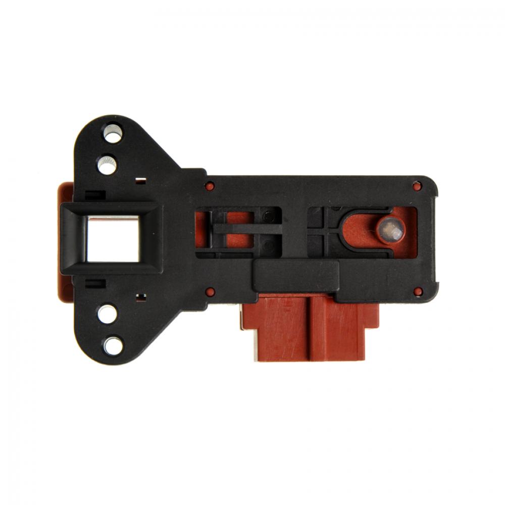 Устройство блокировки люка BEKO 2805311600, с замком в фишке.