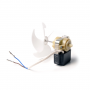 Вентилятор Стинол, 220V, ДАО75-0,5-3-УХЛ5,1) с крыльчаткой.