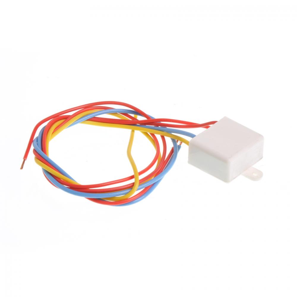 Реле тепловое с термовыключателем Indesit, 4 провода